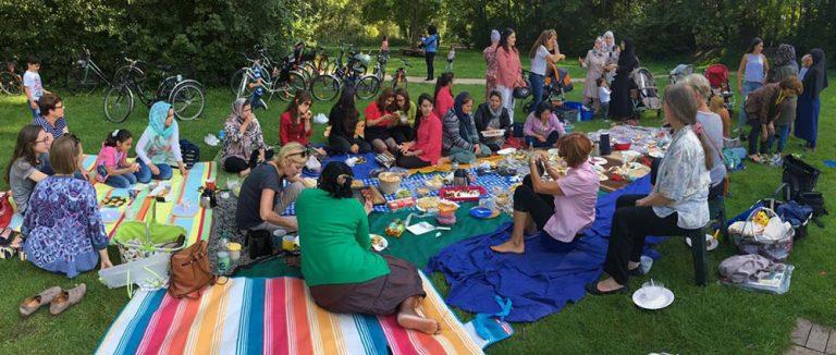 Frauennetzwerk Picknick der Kulturen